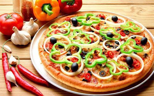 Пицца самое популярное блюдо в мире