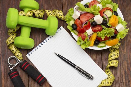 Правильное спортивное питание