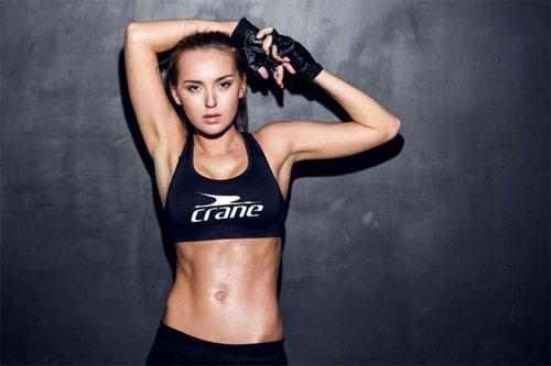 Одежда бренда Crane sports