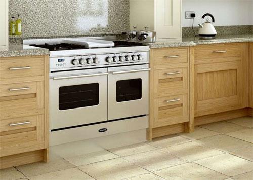 Кухонные плиты из нержавеющей стали