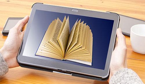 Удобство использования электронных книг