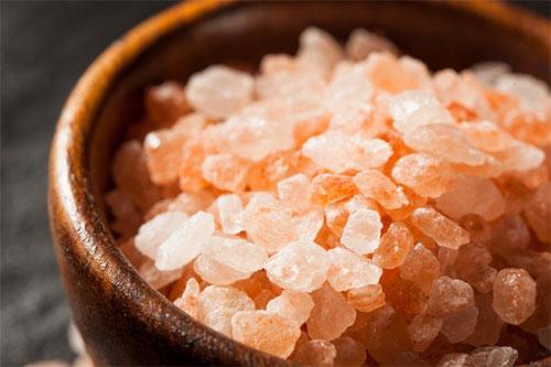 Гималайская соль: свойства и использование в быту