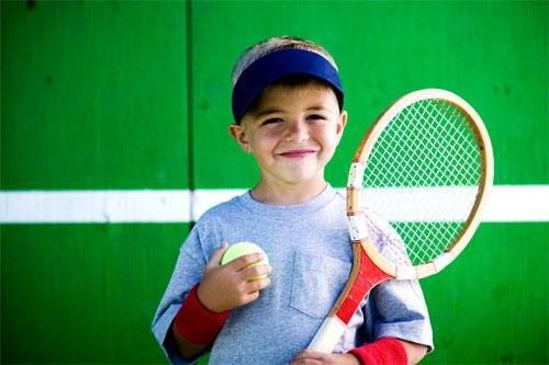 Как теннис изменил моего ребёнка!