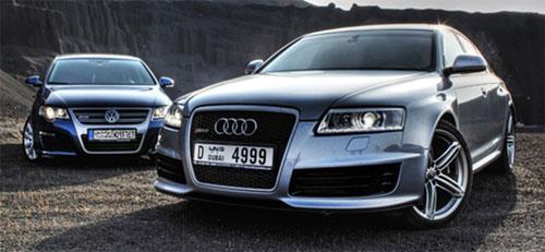 Особенности обслуживания автомобилей Audi и Volkswagen
