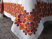 Скатерти в национальном стиле ручной работы из Украины