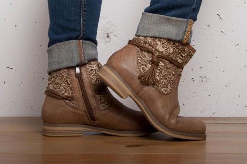 Купить зимнюю обувь Rieker и Columbia