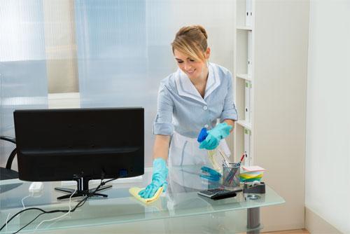 Профессиональная уборка офисов: самые важные аспекты