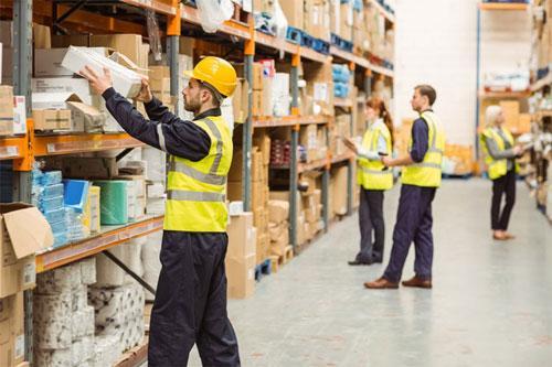 Как выбрать качественные складские работы