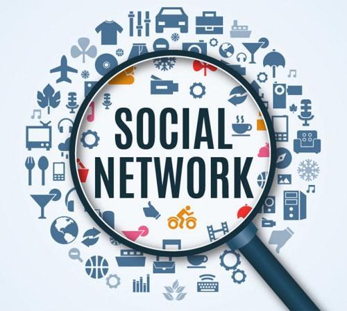 Соцсети и развлекательные порталы