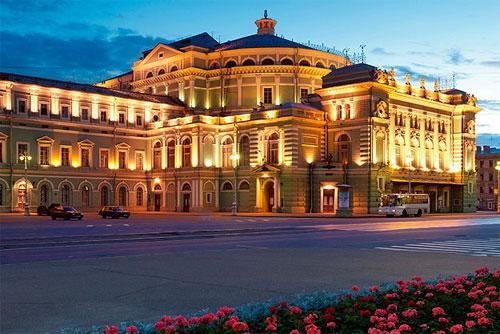 Санкт-Петербург: культурный отдых