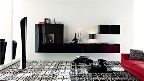 Итальянская мебель – красота, практичность