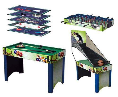 Игровые столы для дома и офиса помогут весело провести время и расслабиться