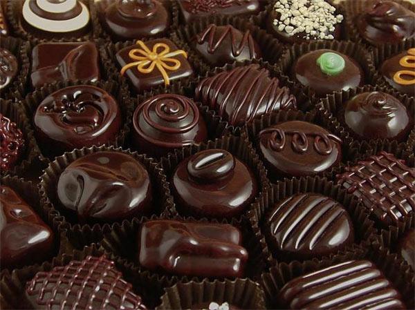 Шоколадные подарки в Алматы