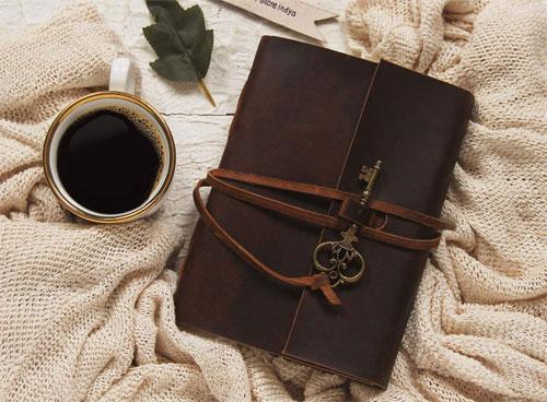 Изготовление и продажа ежедневников ручной работы