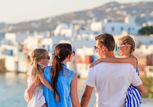 Семейный отдых на Кипре