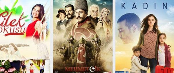 Популярность турецких сериалов