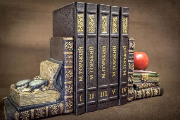Индивидуальный переплёт книг