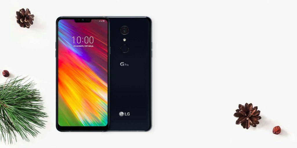 LG G7 fit реплика