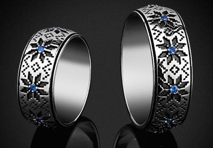Парные обручальные кольца: особенности и современные решения