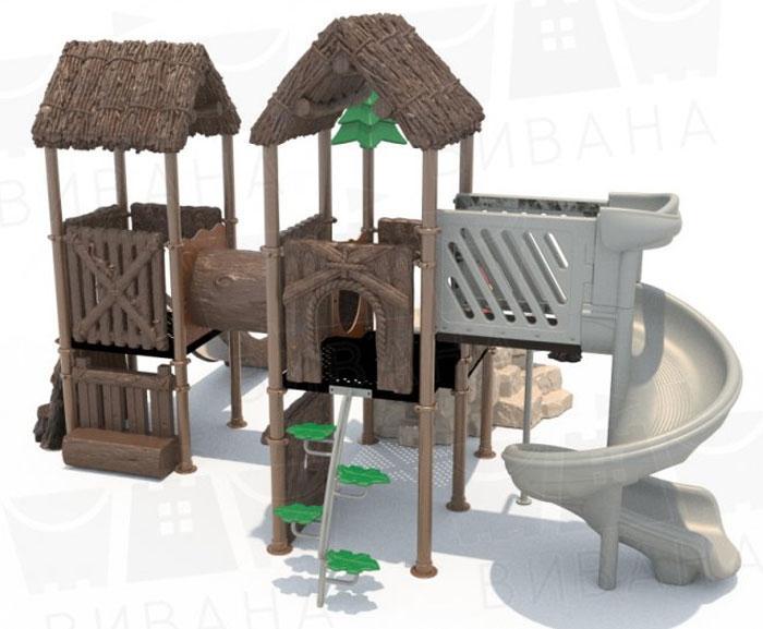 Оснащение детской игровой площадки