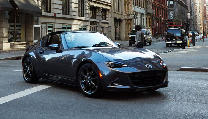 Автомобиль Мазда: характеристики и особенности