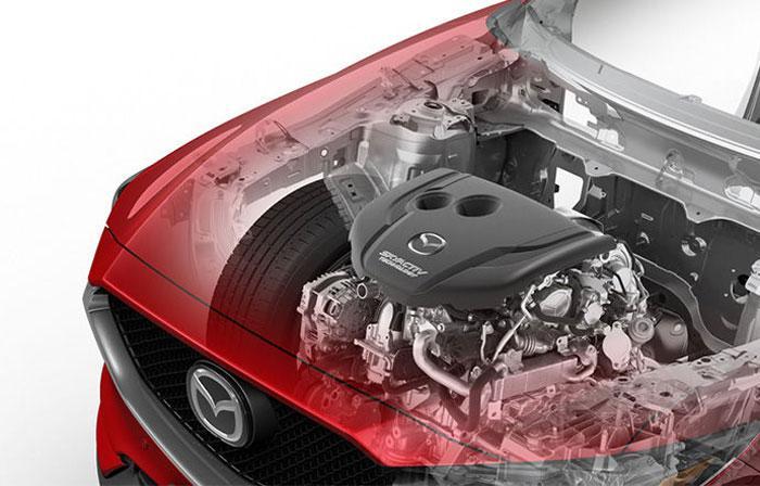 Автомобиль Мазда: характеристики и особенности.