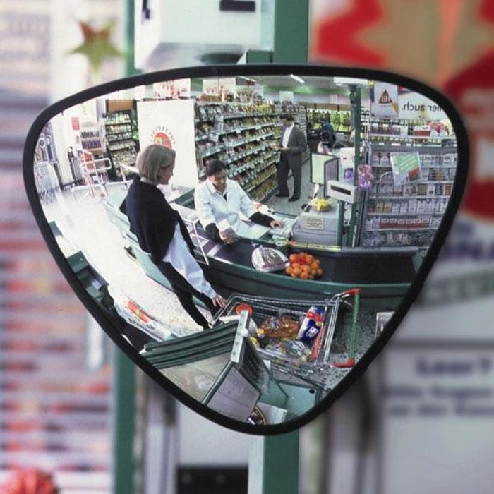 Обзорные зеркала: виды и предназначение