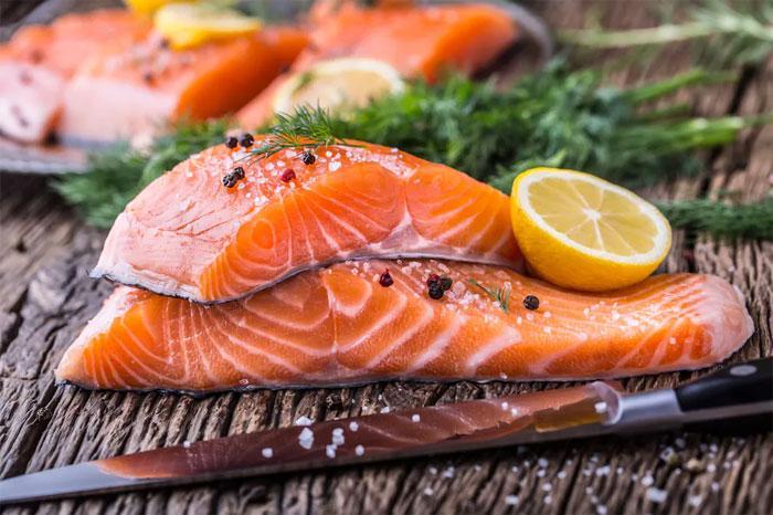 Виды лосося и правила выбора