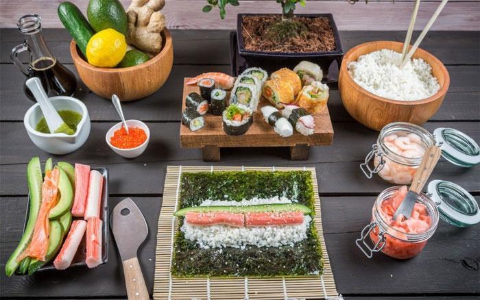 Лайфхаки в приготовлении суши