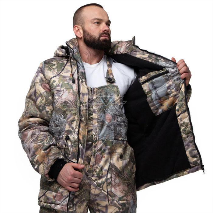 Как подобрать зимний костюм для рыбалки и охоты?
