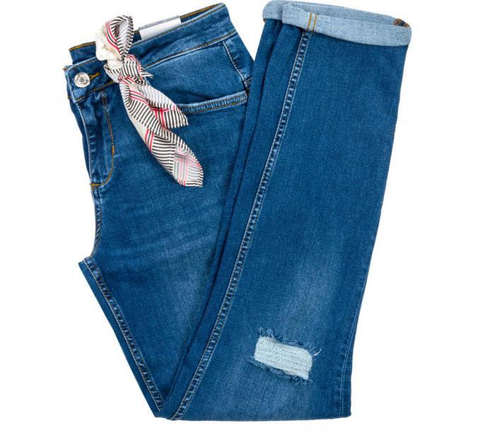Различаем брендовые джинсы и подделки