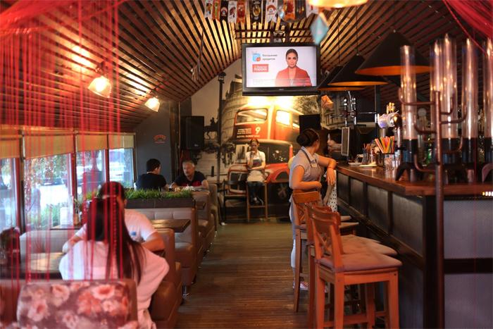 Караоке бар «Альберто»
