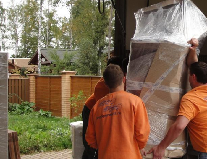 Как правильно упаковывать мебель при квартирном переезде