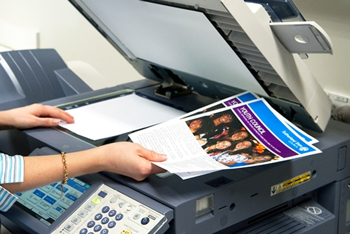 Обзор услуг печатного центра Copi.by