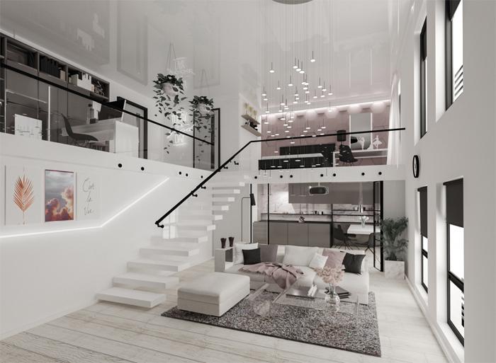 Двухуровневая квартира: стоит ли покупать и как выбрать?