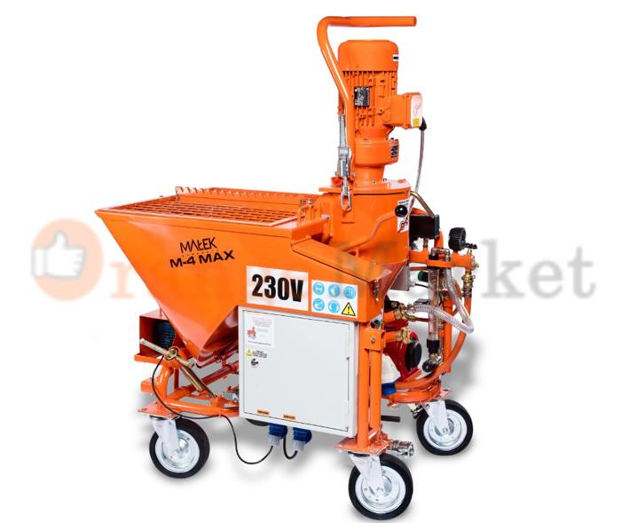 Штукатурные машинки на 220 Вольт, 380 Вольт, мультивольтажные – особенности приборов, где купить