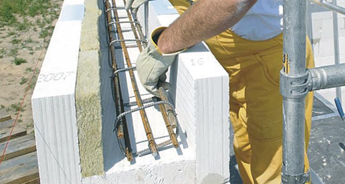 Строительство дома из блоков U: особенности и преимущества