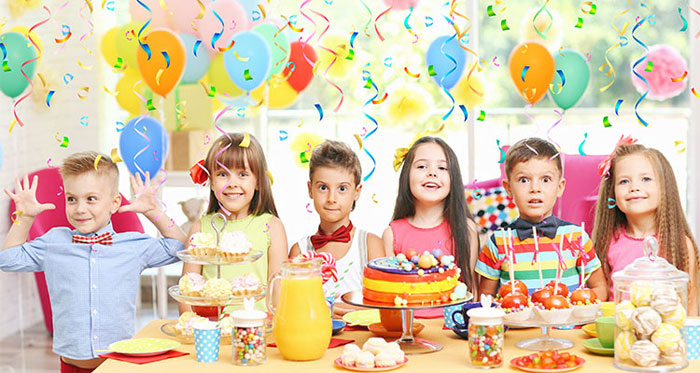 Как устроить детский день рождения