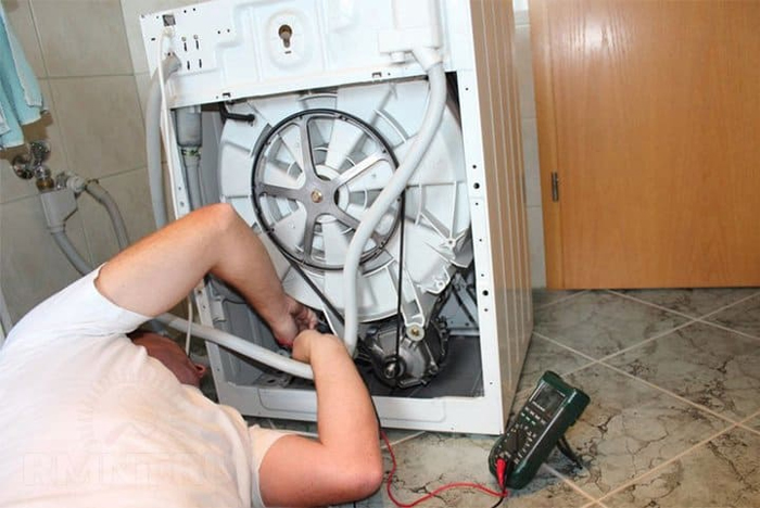 Стиральная машинка: основные поломки, правила ремонта, советы по эксплуатации