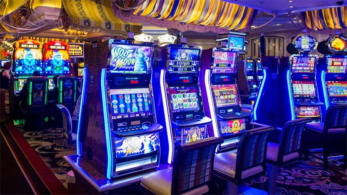 Игровые автоматы черти