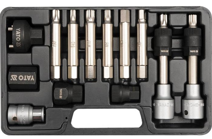 Походный набор надежных инструментов для автолюбителя