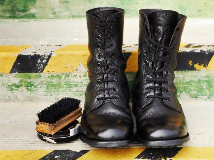 Обзор пен для очистки обуви