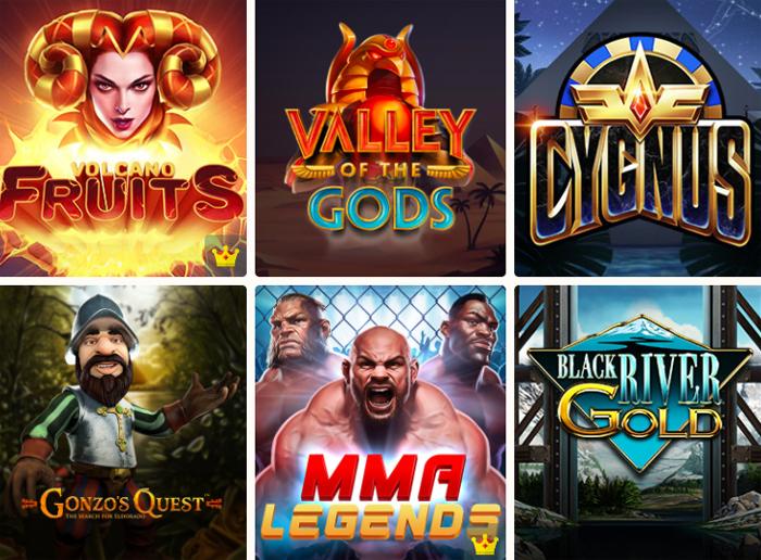 Netgame казино: обзор и достоинства