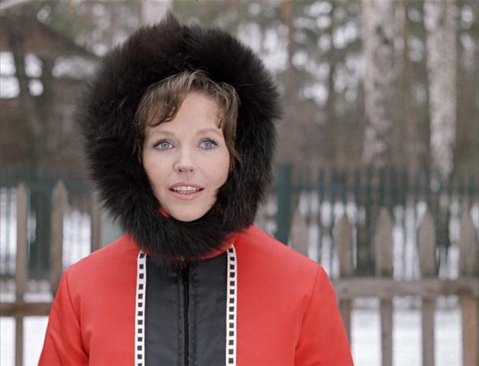 Наталья Фатеева исполнила роль дочери профессора