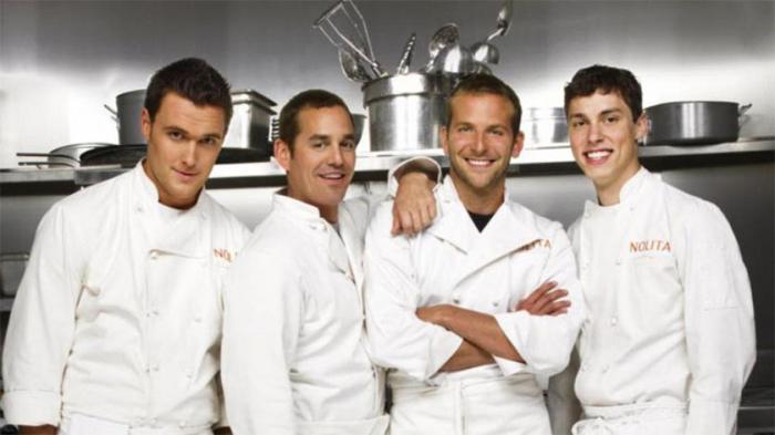 Сериал «Секреты на кухне»