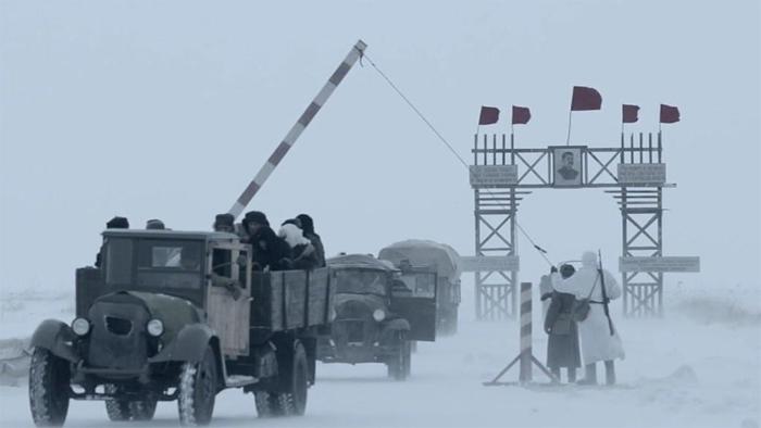 Сериал «Ладога» снят в военно-драматическом жанре