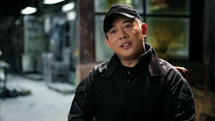 Джет Ли в роли Инь Янга
