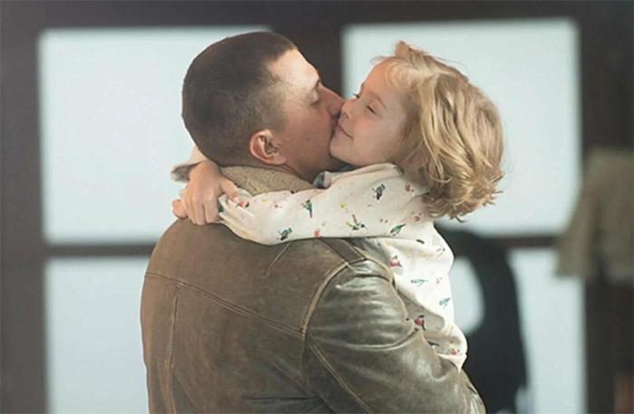 Юрий Шатохин с дочерью