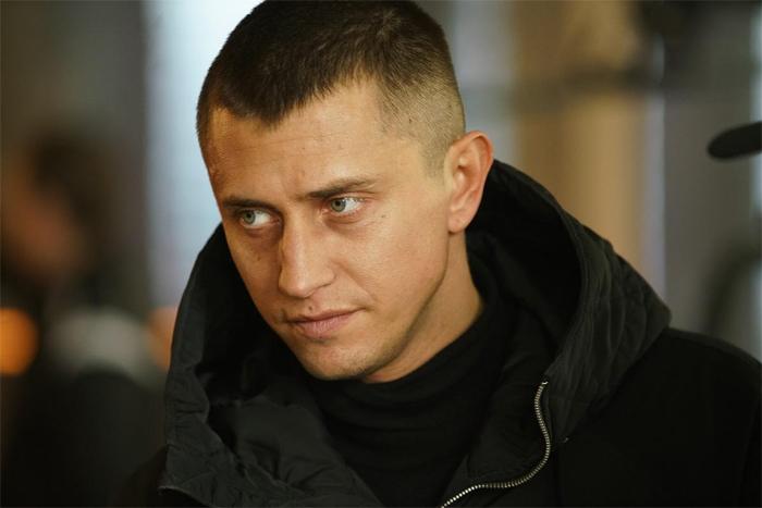 Павел Прилучный в главной роли