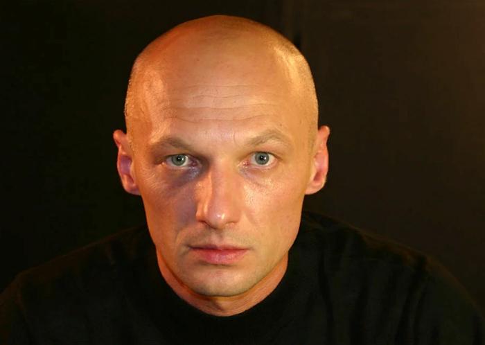 Николай Козак в роли Боева